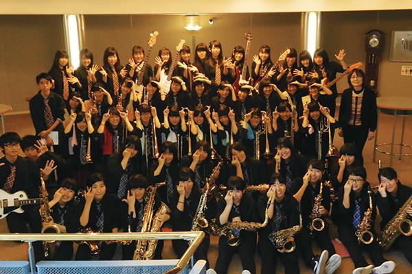 伊丹市立 伊丹高等学校吹奏楽部 ICHI☆ITA JAZZ Ensemble